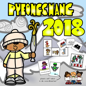 mini thema: olympische winterspelen (2018)