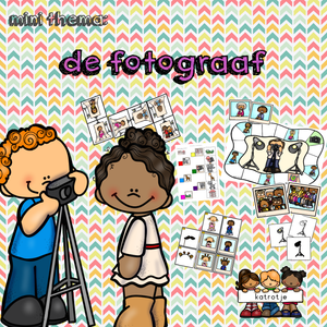 mini thema: de fotograaf