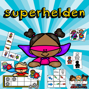 mini thema: superhelden