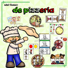 mini thema: de pizzeria
