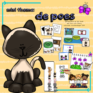mini thema: de poes