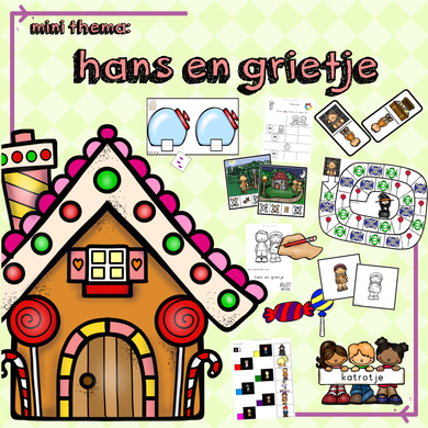 mini thema: Hans en Grietje