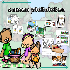 mini thema samen picknicken