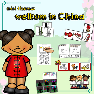 mini thema: welkom in China