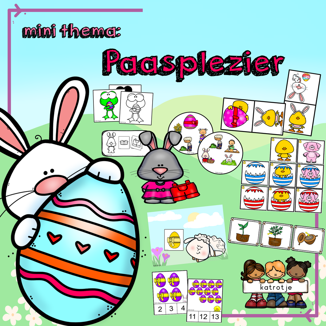 mini thema: Paasplezier