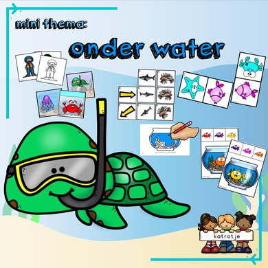mini thema: onder water