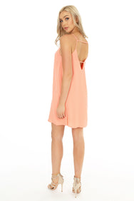 Strappy Pocket Dress - bobi Los Angeles