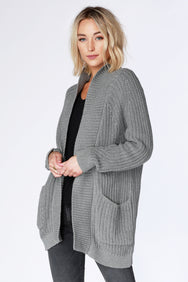 Draped Cardigan - bobi Los Angeles
