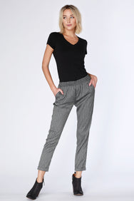 Rolled Cuff Pant - bobi Los Angeles