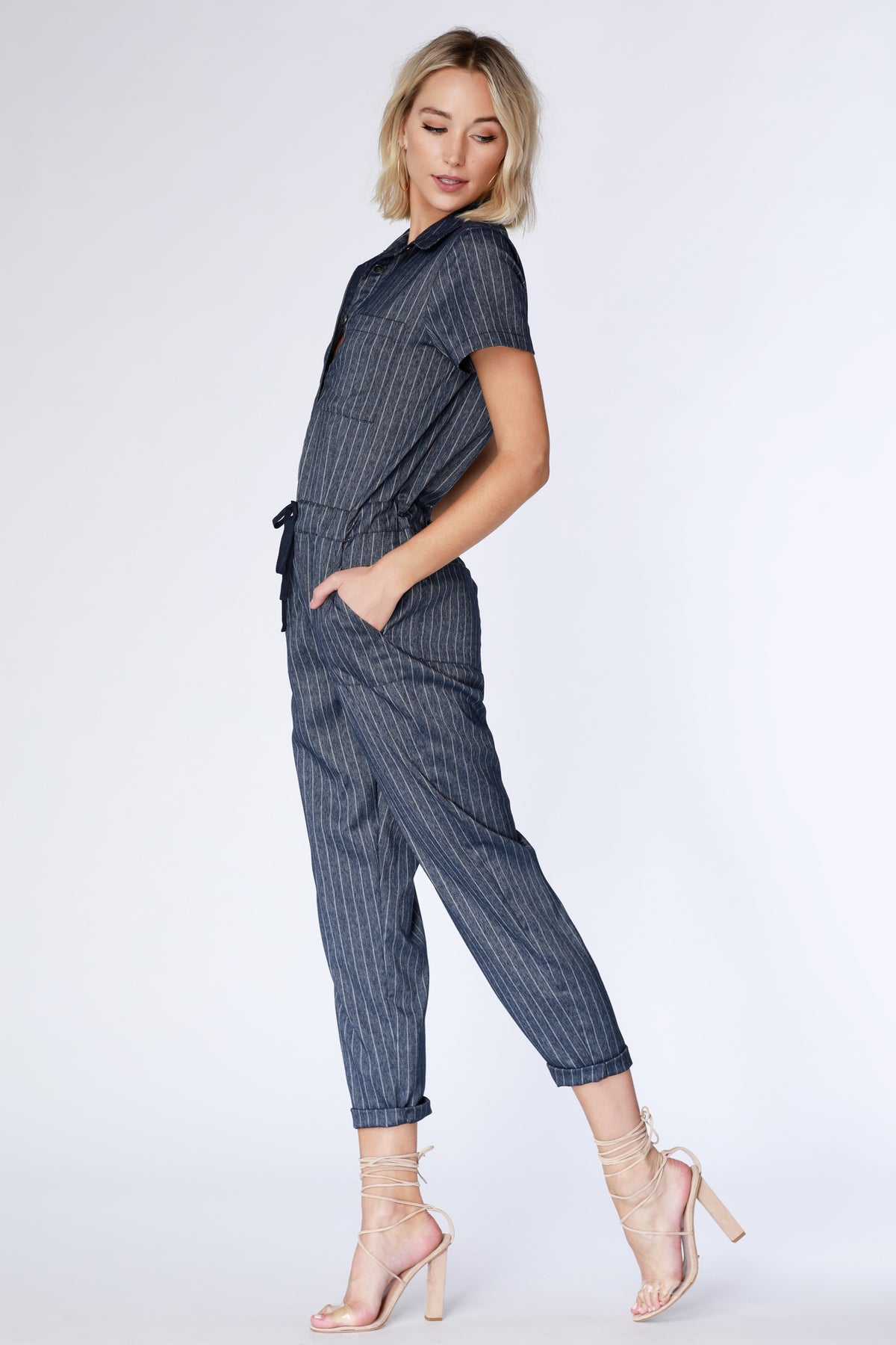 Utility Jumpsuit - bobi Los Angeles
