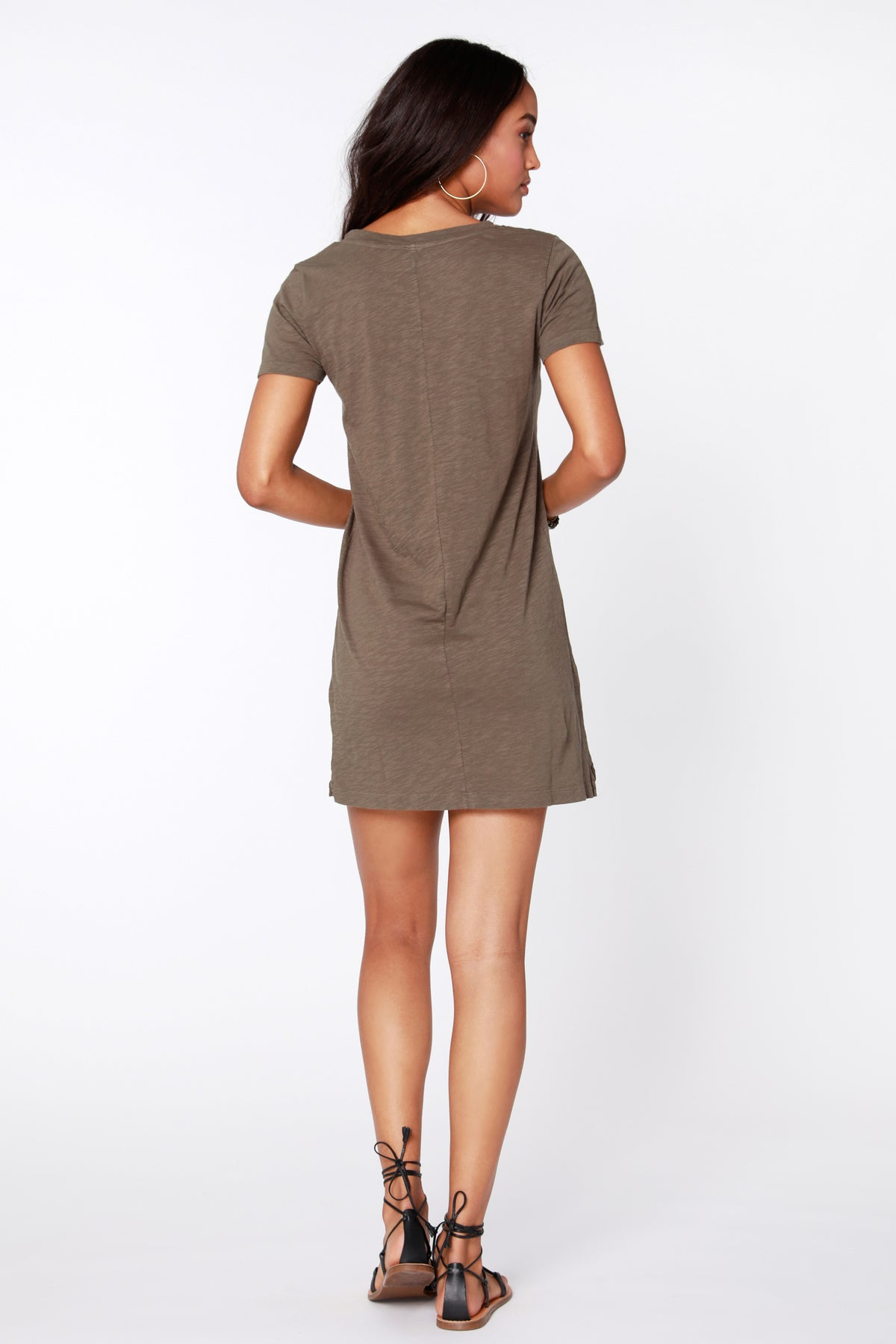 T-Shirt Dress - bobi Los Angeles
