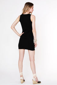 Square Neck Tank Dress