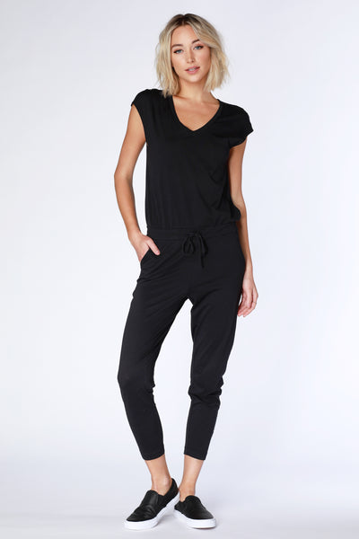 Casual  Dolman Jumpsuit - bobi Los Angeles