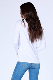 Long Sleeve Knot Tee