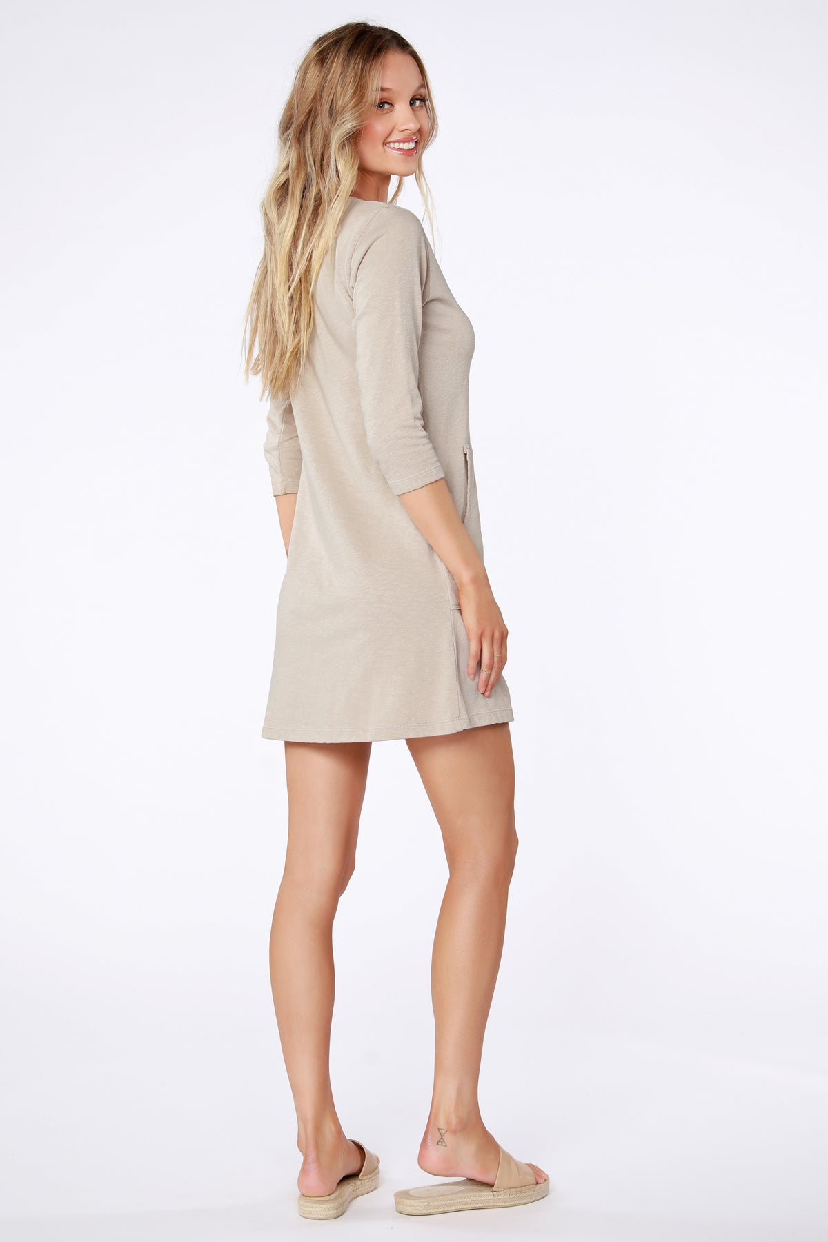 Sustainable Shirt Dress