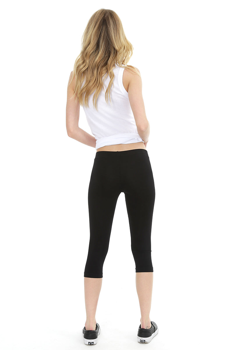 3/4 LEGGING - bobi Los Angeles