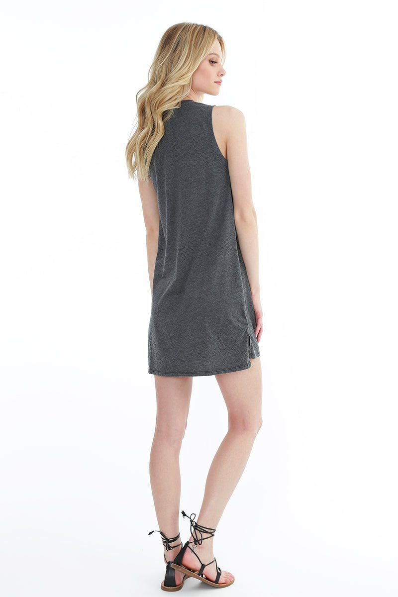 Casual Tank Dress - bobi Los Angeles