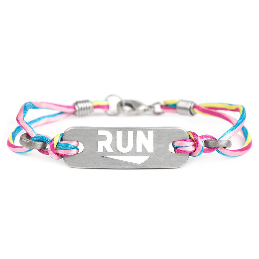 RUN Multicolor Running Bracelet