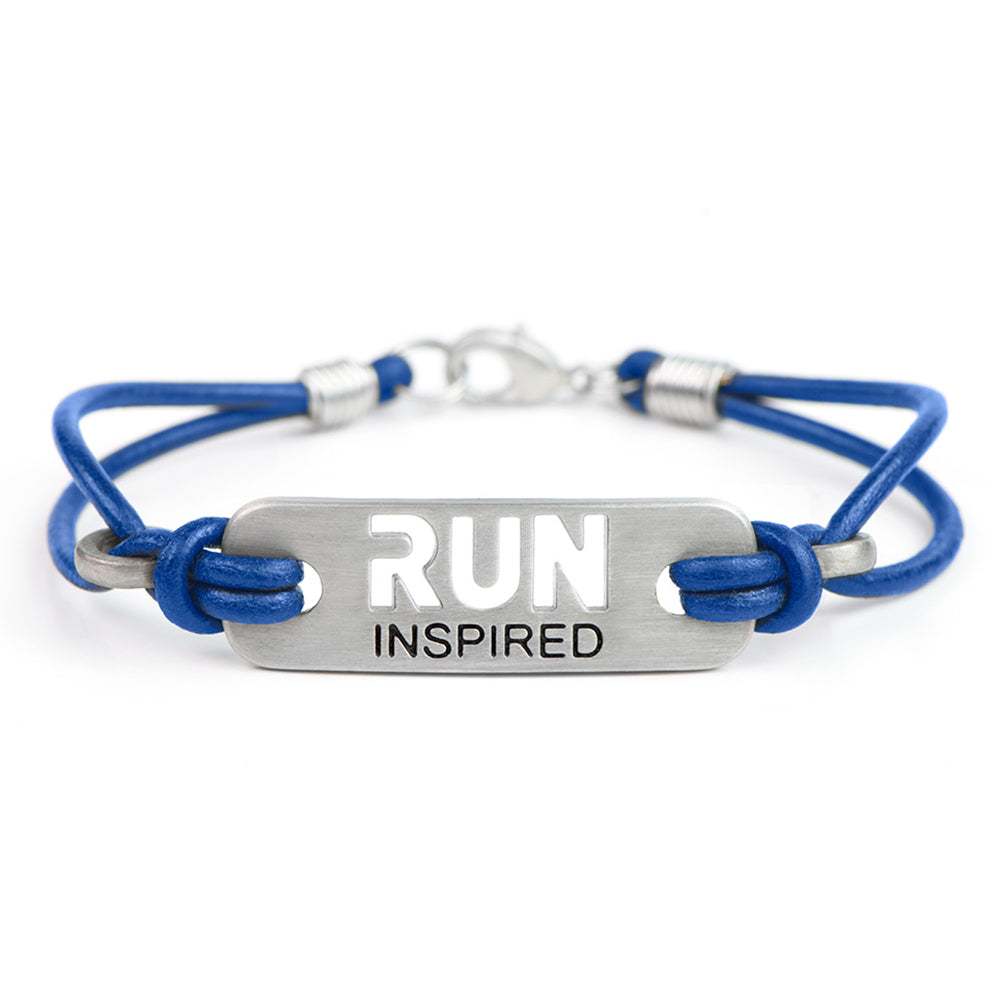 RUN INSPIRED Bracelet - ATHLETE INSPIRED - running bracelet, running jewelry