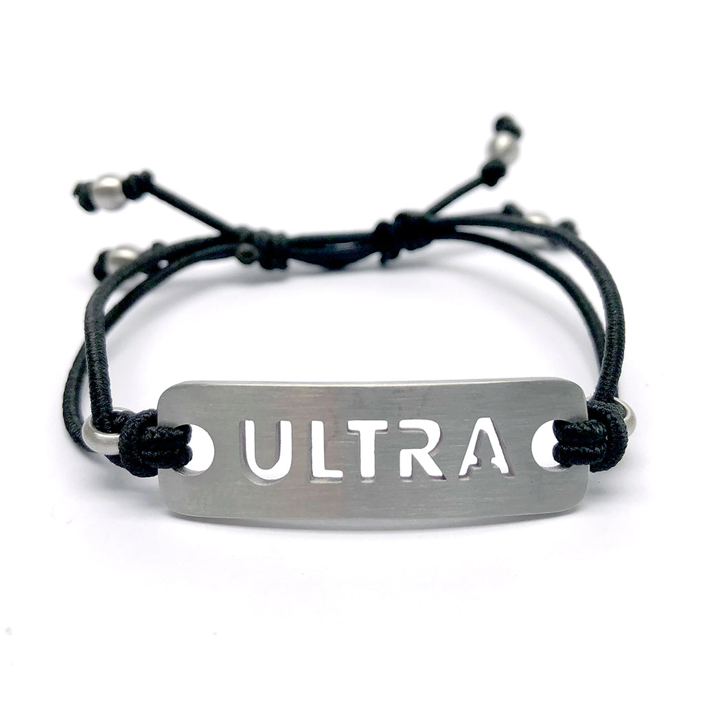 ULTRA Running Bracelet - ATHLETE INSPIRED Running Jewelry, ultra bracelet