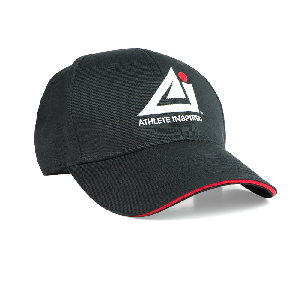 ATHLETE INSPIRED cotton cap hat