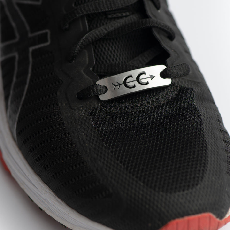 CROSS COUNTRY Shoe Tag