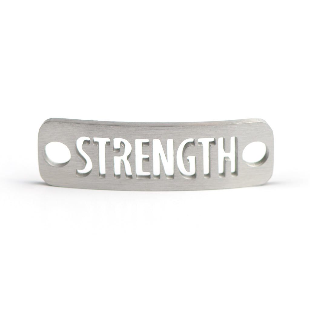 STRENGTH Shoe Tag