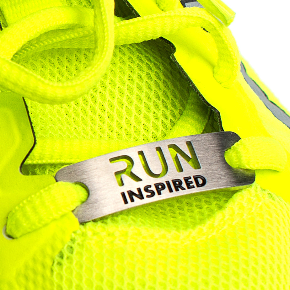 RUN INSPIRED Shoe Tag
