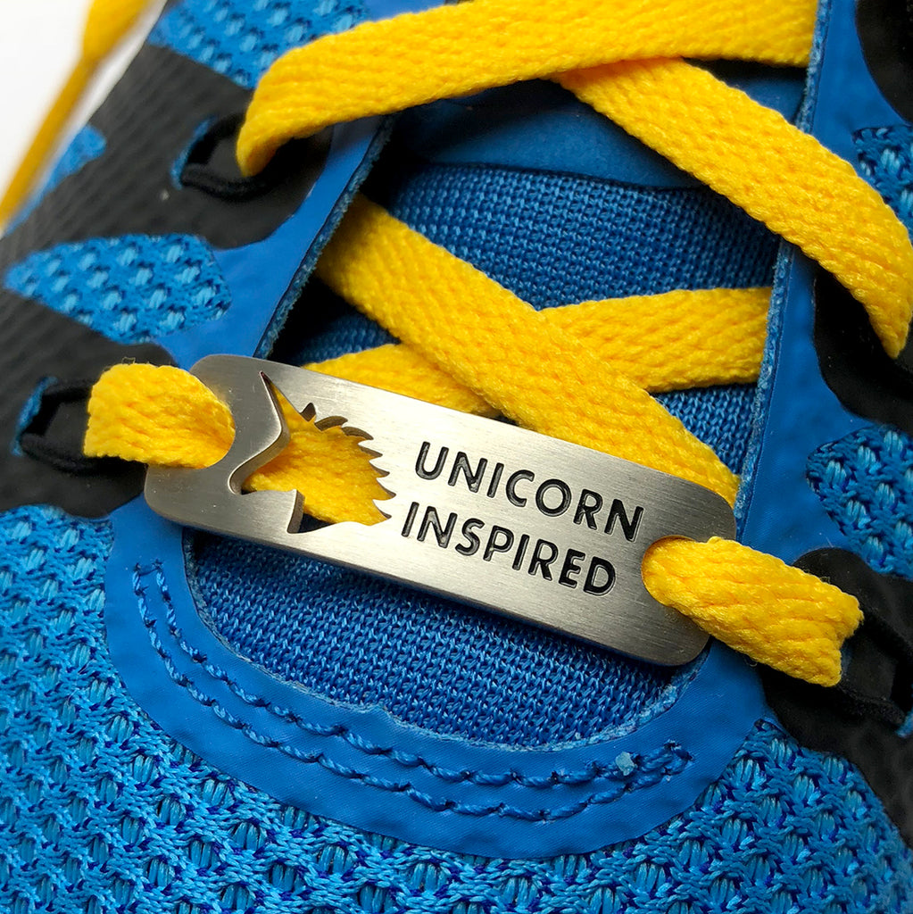 UNICORN INSPIRED Shoe Tag - ATHLETE INSPIRED