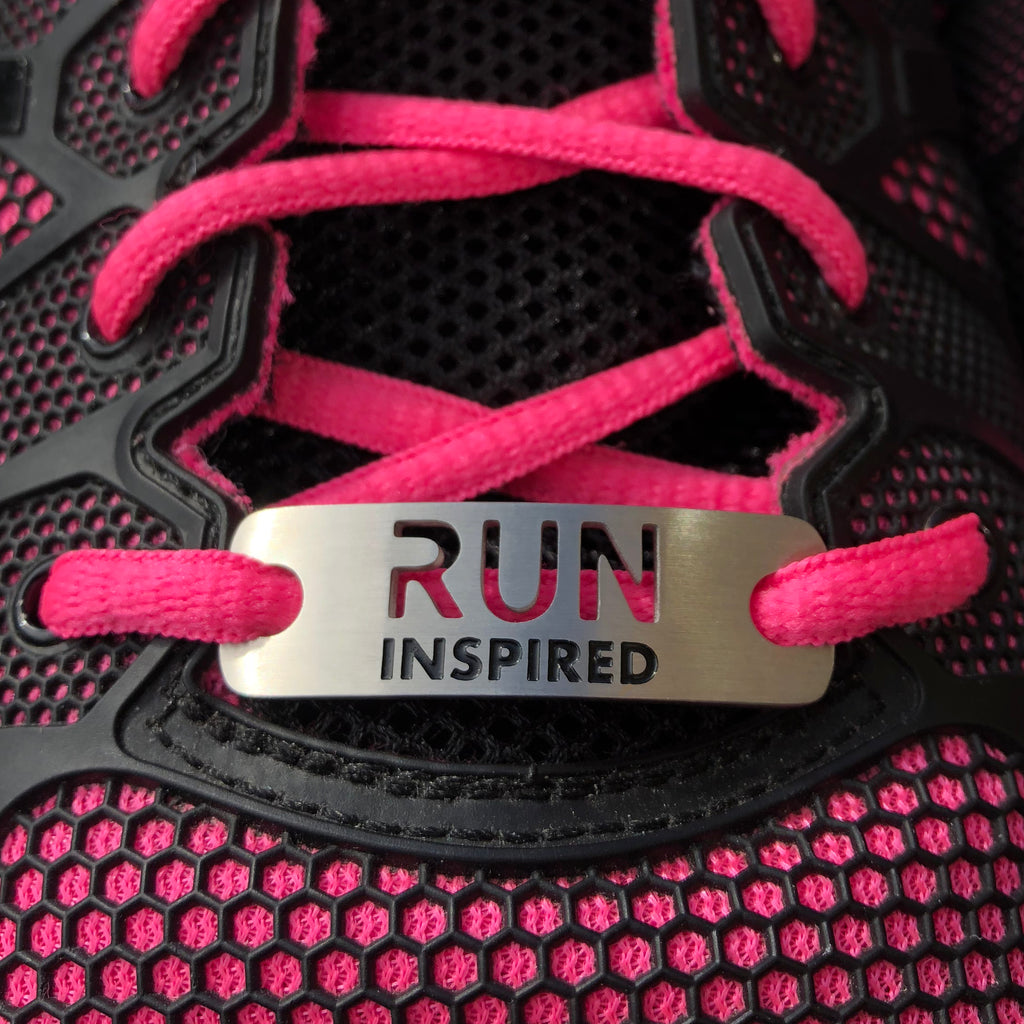RUN INSPIRED Shoe Tag - ATHLETE INSPIRED