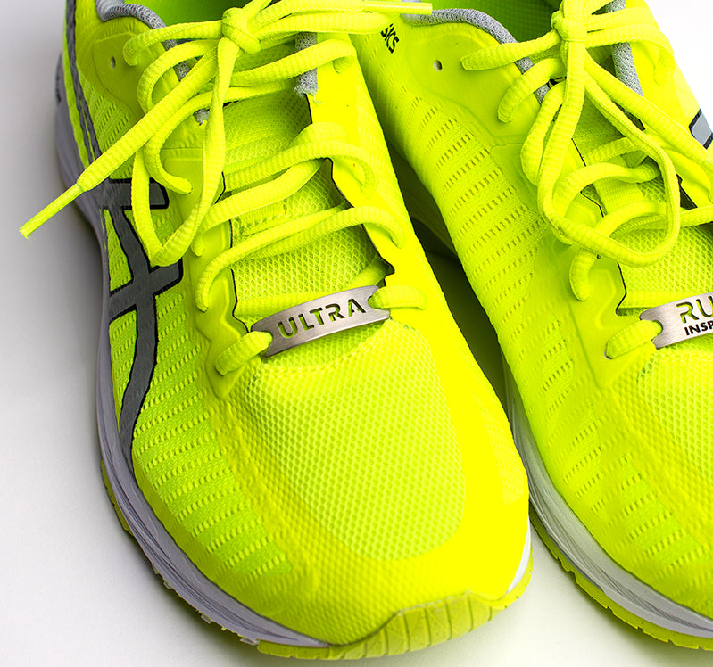 ULTRA Running Shoe Tag - ATHLETE INSPIRED