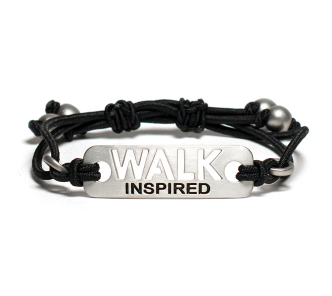 WALK INSPIRED walking bracelet - ATHLETE INSPIRED walk bracelet
