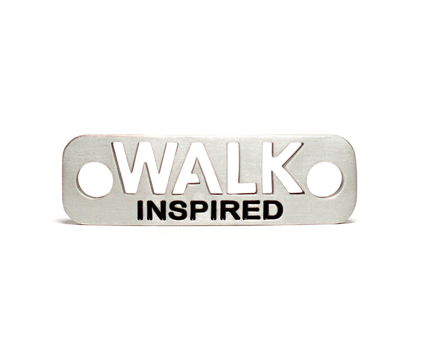 WALK INSPIRED Shoe Tag - ATHLETE INSPIRED
