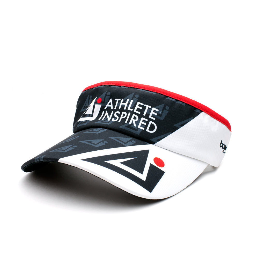 ATHLETE INSPIRED High performance sports visor