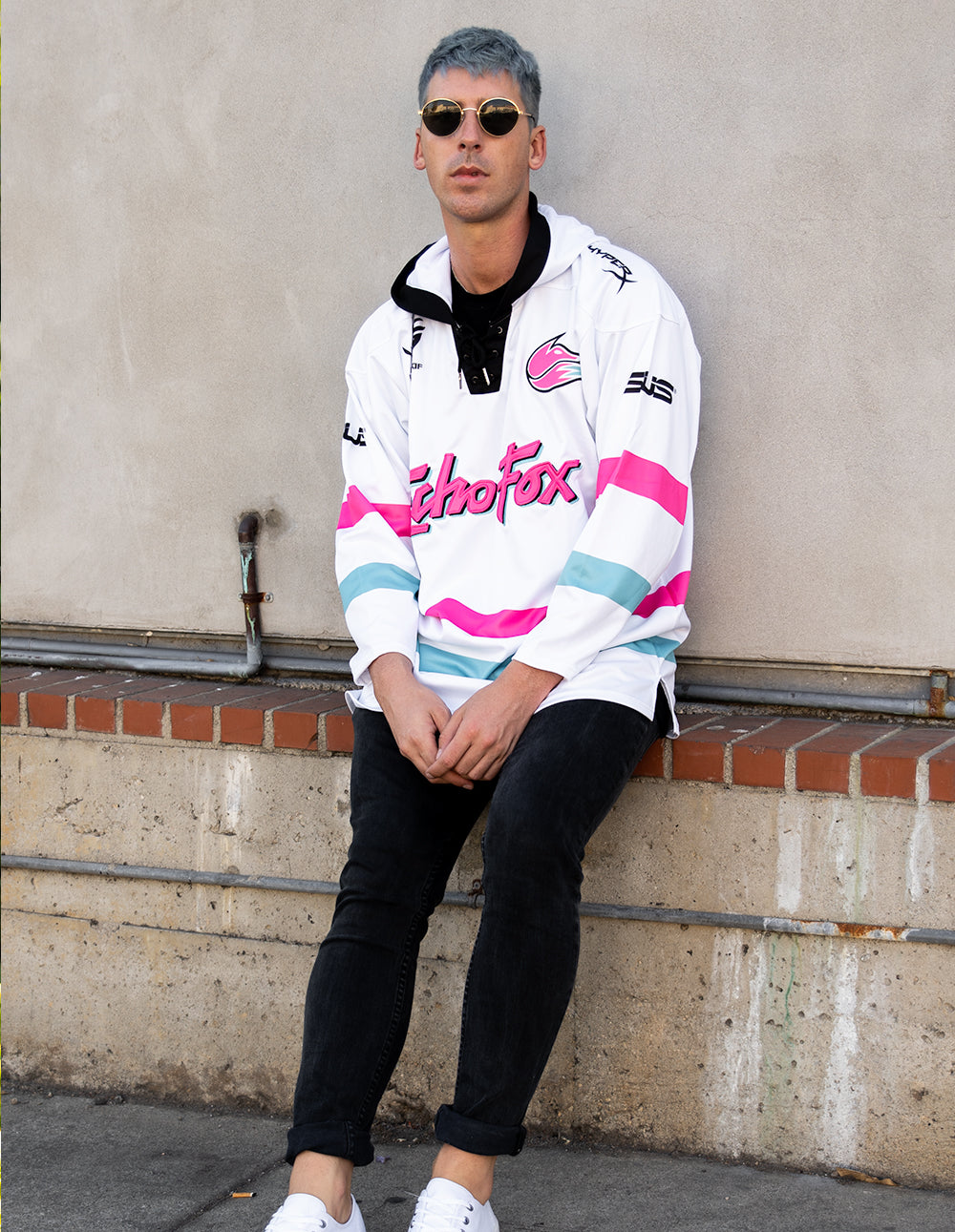 Miami Vice Hockey Jersey
