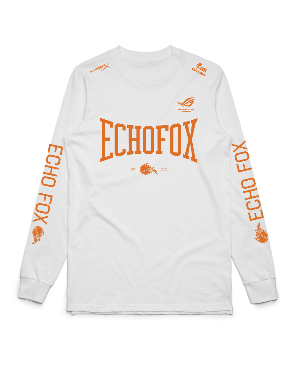 Echo Fox 2018 Long Sleeve Dryfit Tee