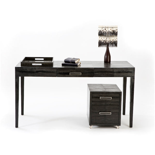 Dark Grey Ostrich Desk