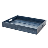 Ostrich Tray Altos Blue