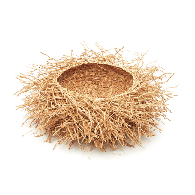 Vetiver Birds Nest On Stand