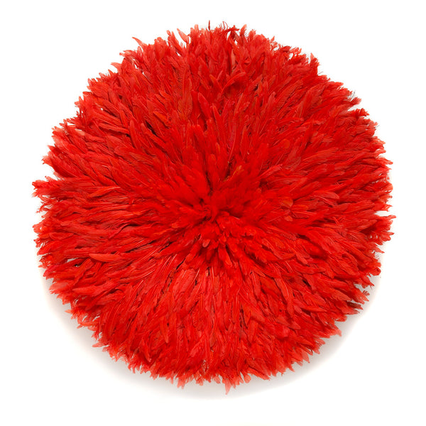 Red Juju Headdress