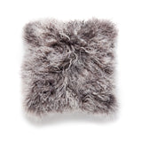 Sky - Pure Tibetan Lamb Fur Pillow