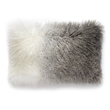 Ombre Cloud - Pure Mongolian Fur Pillow