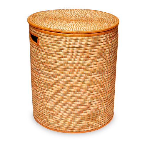 Orange Storage Basket