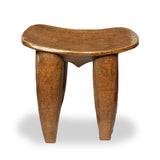 Senufo Blonde Stool