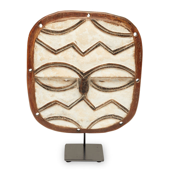 Mask on Stand - C