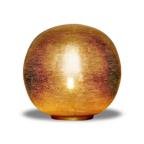 Table Lamp Ball Filisky XL Gold - TLFSBXLGO