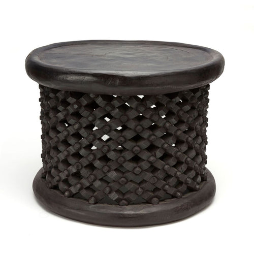 Bamileke Table Medium Dark