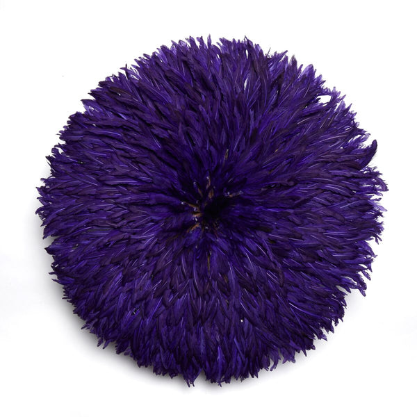 Purple Juju Headdress