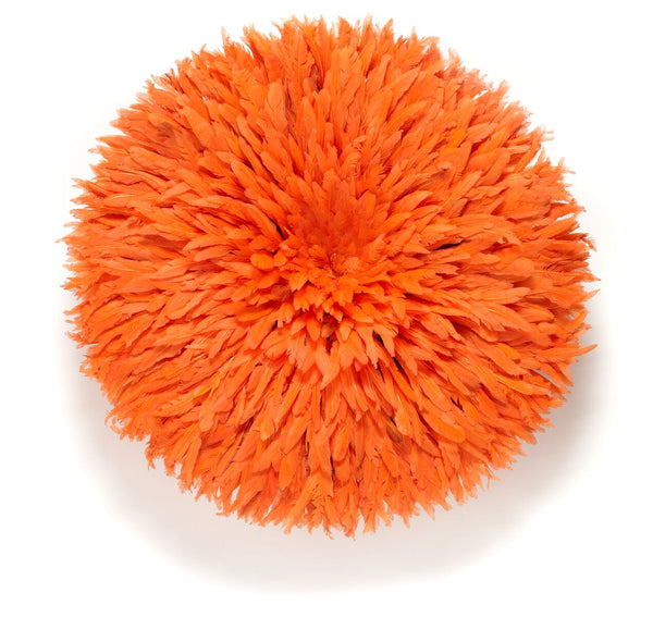 Orange Juju Headdress