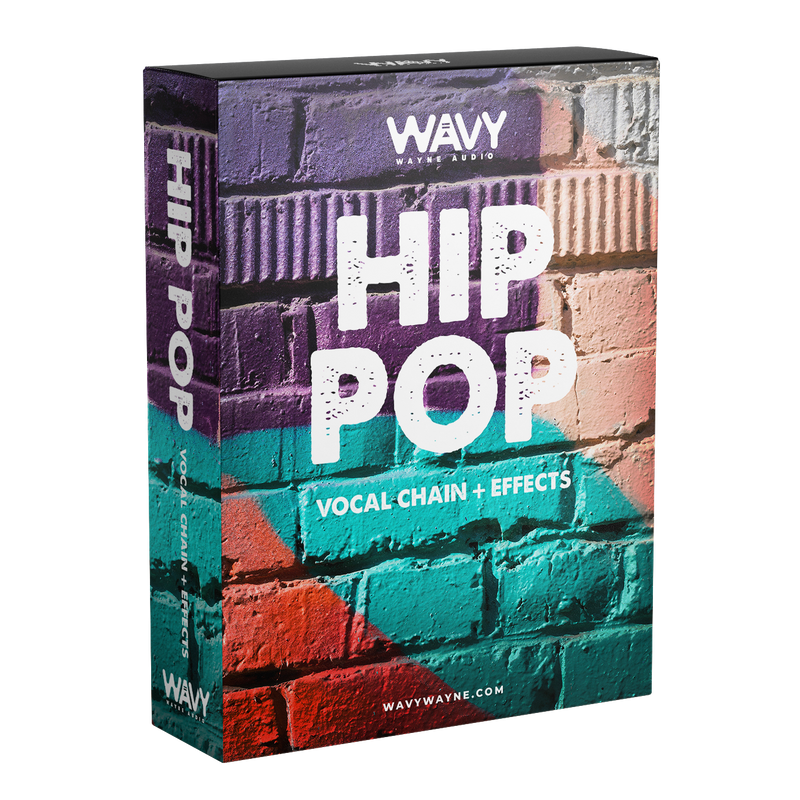 New! Studio Rack Hip Hop Vocals with Effects